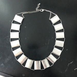 Silver Nasty Gal Necklace